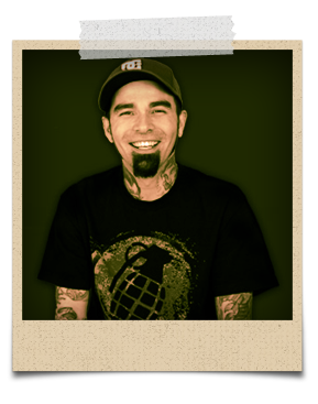 Justin Marter - Tattoo Artist / Owner
