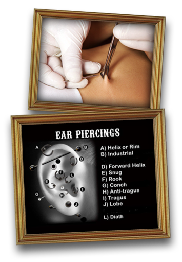 Michael Jay's Piercing Clinic